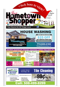 Your Hometown Shopper - April 2019