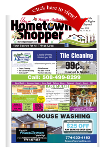 Your Hometown Shopper - May 2019