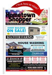 Your Hometown Shopper - July 2019