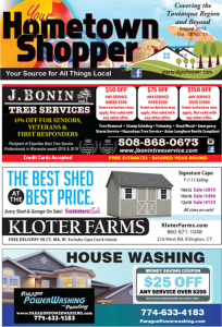 Your Hometown Shopper - August 2019