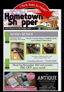 Your Hometown Shopper - November 2019