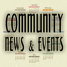 Community News & Events